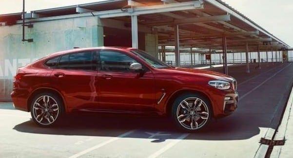 BMW X4 edición diésel