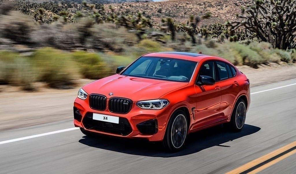 Características y equipamiento del BMW X4