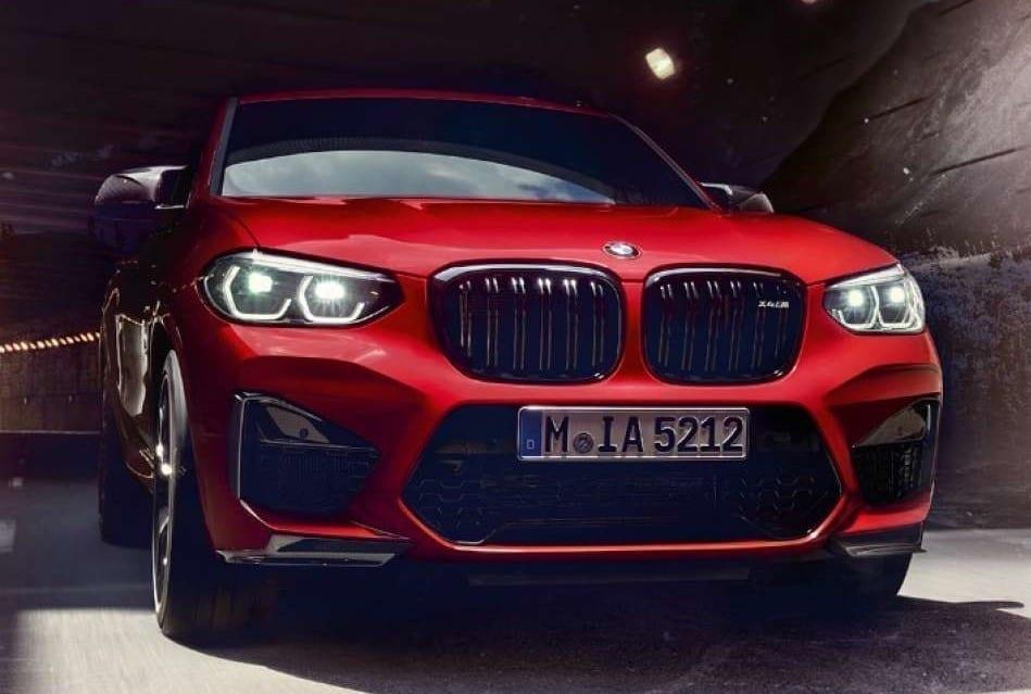BMW X4 M40D deportiva