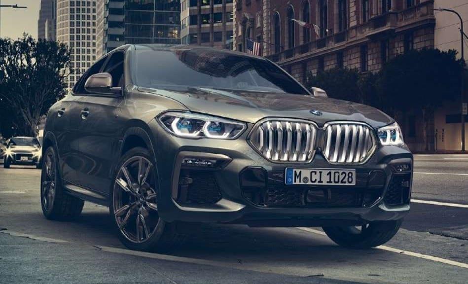 Dinamismo de conducción con el BMW X6 M50D