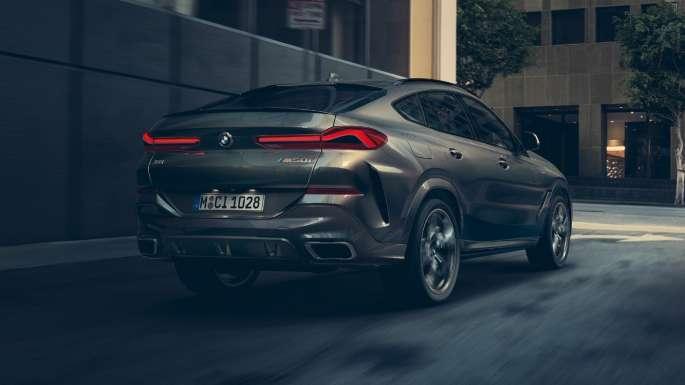 Precio BMW X6 el SUV más deportivo