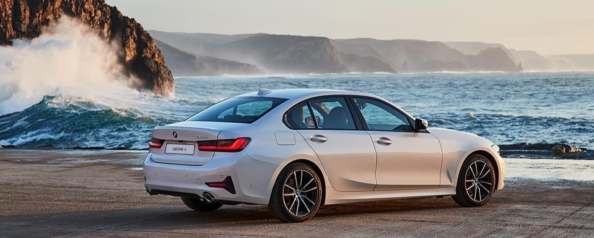 BMW 320 características y precio