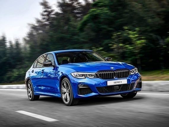 Características y Equipamiento BMW 320