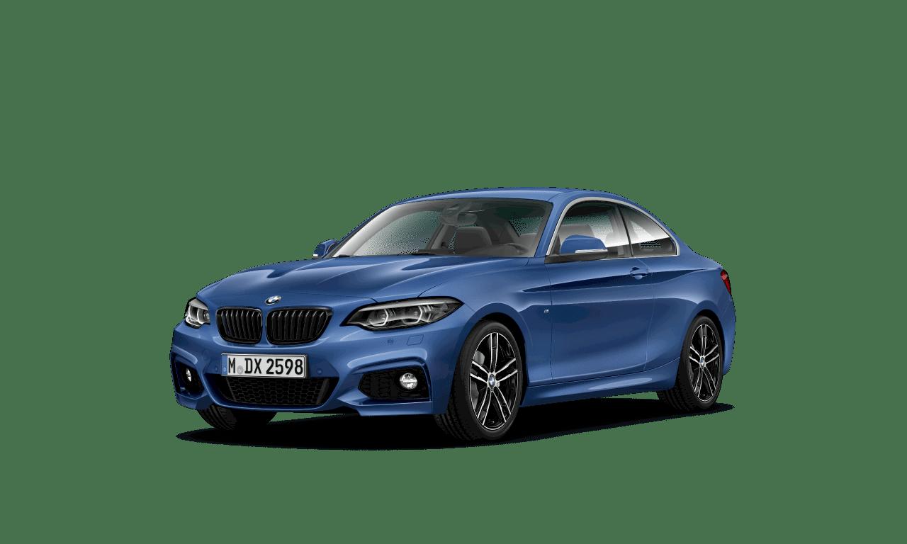 BMW Serie 2 características y equipamiento