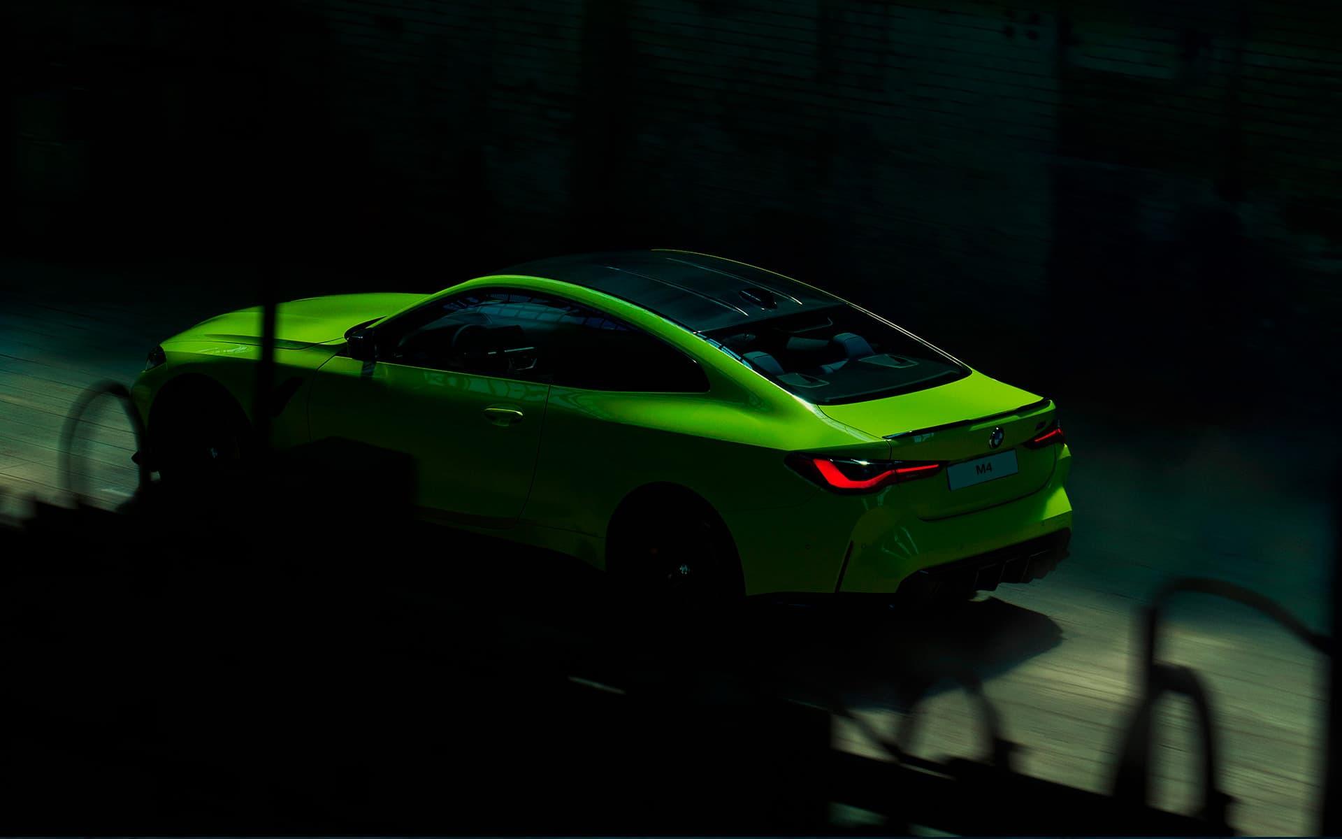 BMW M4 diseño deportivo y exclusivo