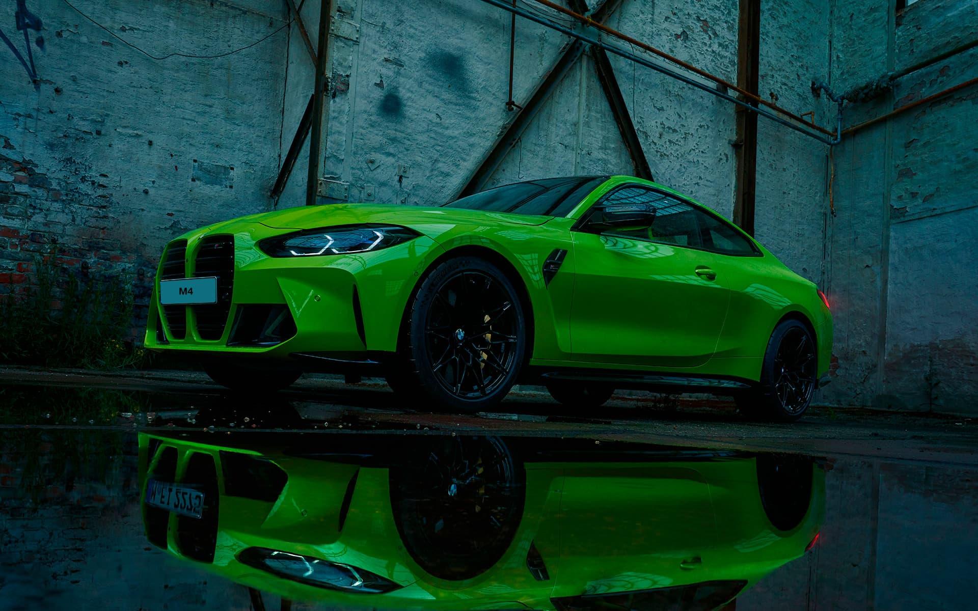 BMW M4 deportividad y diseño