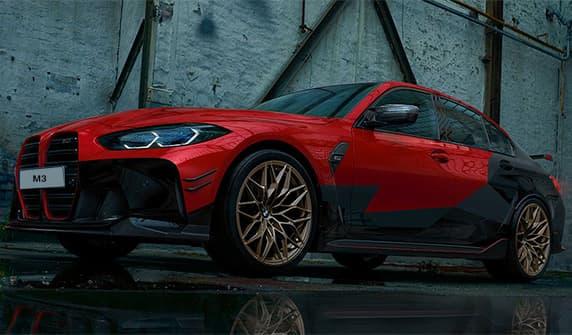 Características y Equipamiento BMW M3