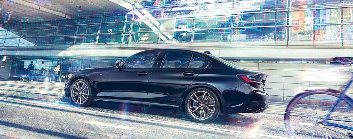 Equipamiento del BMW M3
