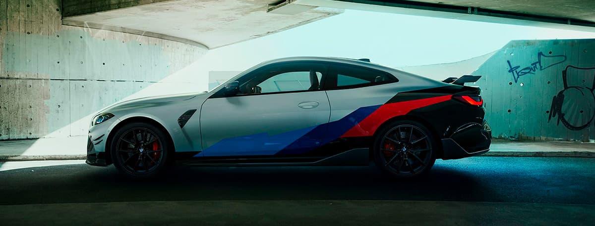 Colores del BMW M4 Competition