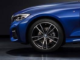 Nuevas llantas de aleación BMW 320