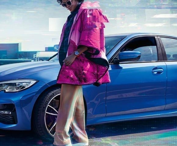 BMW 320 tracción trasera o integral