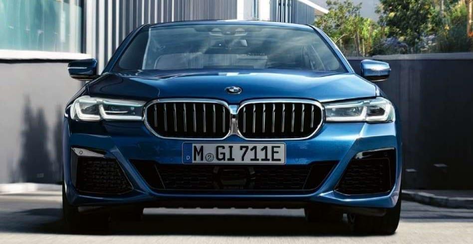 BMW Serie 5 520D con cambio automático