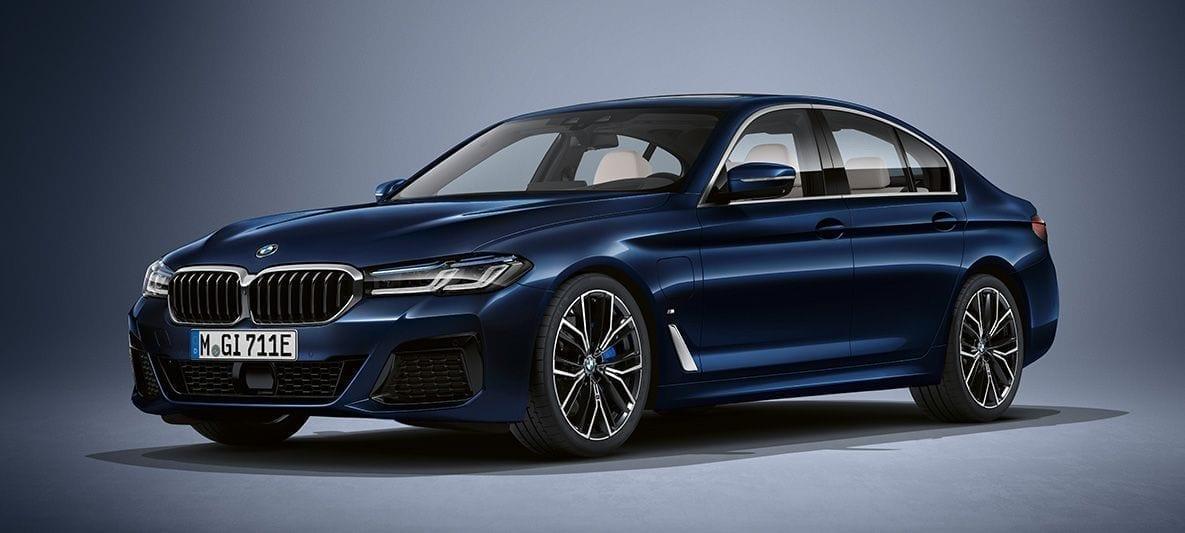 BMW 530 con cambio automático deportivo