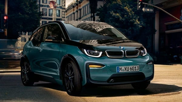 BMW I3 Blue Ridge Mountain